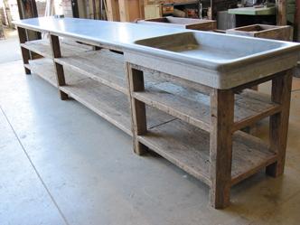 Jan van ijken oude bouwmaterialen b v eemnes pag natuursteen sub2 atelier natuursteentegels - Tegel keuken oud ...