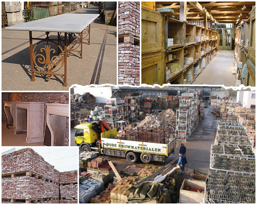 Oude bouwmaterialen twente